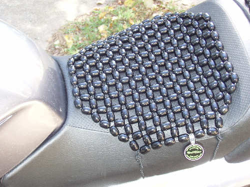 Ultimate Motorcycle Seats >> Ultimate Beadrider Seat Front Seat Only Beadrider Beaded